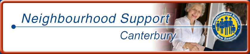 Neighbourhood Support Canterbury
